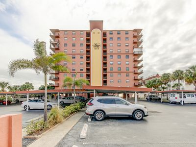 Photo for Beautiful 3 bedroom ocean front condo with wrap around balcony--30 day minimum