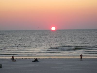 Photo for Quiet end of Clearwater Beach