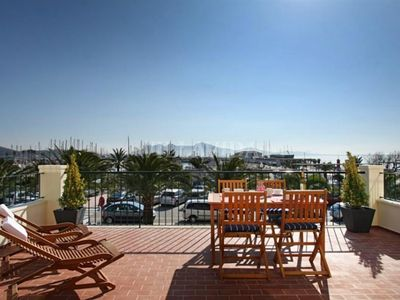 Photo for Seafront Marina 1 Apartment