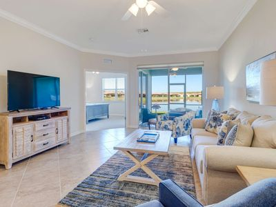Photo for EVERYTHING BRAND NEW! Villa in Private 55+ Gated Community, Stunning Amenities, Bikes & Free WiFi