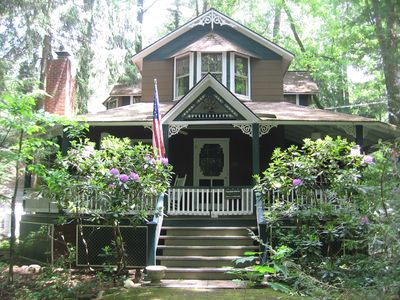 Victorian Beauty with fabulous wrap around porch