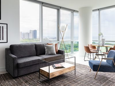 Photo for Sonder | Essex on the Park | Premier 1BR + View