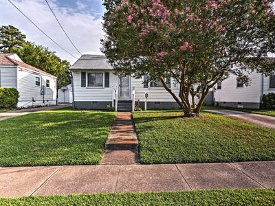 Photo for NEW! Cozy Norfolk Home 4 Mi. to Waterside District