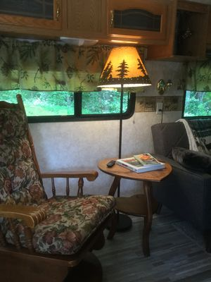 Photo for .Peaceful Retreat. In a remodeled camper. In a quite and friendly rv park.