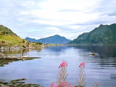 Photo for Vacation home Lofoten in Fredvang - 5 persons, 3 bedrooms