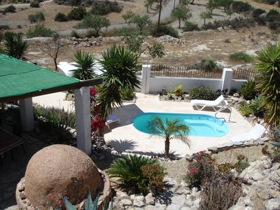 Photo for Tranquil Cottage With Private  Pool, Set In Pretty Mediterranean garden.