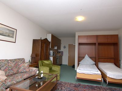 Photo for Holiday apartment K1014 for 2-3 persons with sea view