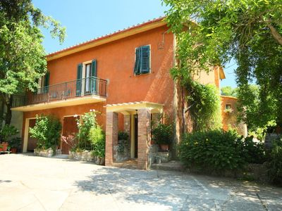 Photo for Vacation home Case Barbieri in Roccastrada - 4 persons, 2 bedrooms