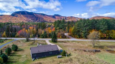 Sunny home in the Heart of Sunday River.  Fish, Hike, Swim, Bike and More!
