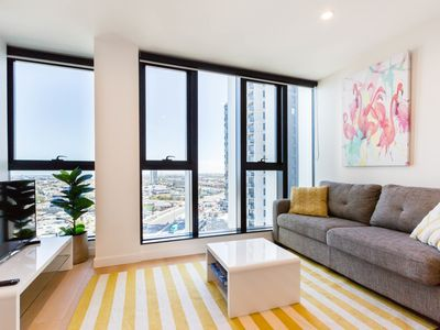 Photo for Southbank Corporate 1BDR Apartment with Views