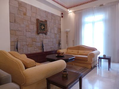 Photo for Late 20 s Neoclassical Apartment