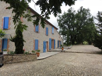 Photo for Cottage with private pool in the center of Tarn, near Lautrec, Castres, Albi