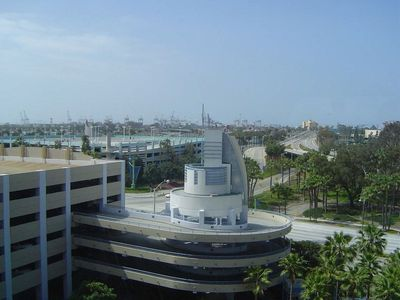 Photo for Ocean views condo in Long Beach
