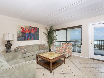 Photo for Saida III 801 - Look No Further, Beachfront Condo with Fantastic Ocean Views Found Here!