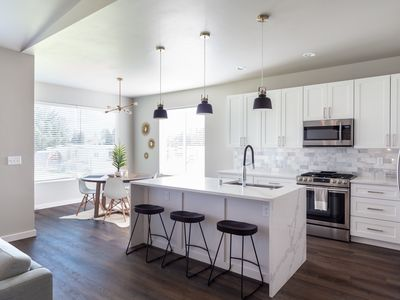 Photo for New Modern Luxury Home in Spokane Featuring 5 Bedrooms 3 Bathrooms and Sleeps 16