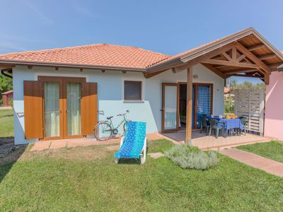 "Photo for FAMILY HOUSE ""THE DUNES"" 5 PEOPLE: beach, pool and entertainment included"