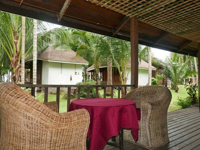 Photo for Quiet Garden Cottage at Palawan!