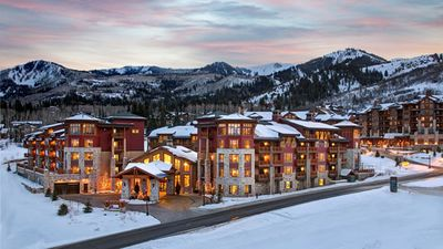 Photo for Luxury Ski in/Ski Out 2BR Plus/3B, Park City Mountn Resort , Mar17-Mar 24, 2018