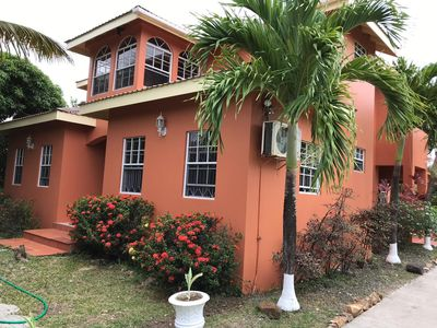 Photo for Amazing Poolside Villa in the Heart of Rodney Bay