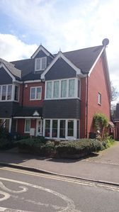 Modern 4 bedroom family home, residential area with nearby shops and transport.
