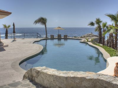 Photo for Just Steps From The Beach, The Perfect Cabo Villa Awaits You.