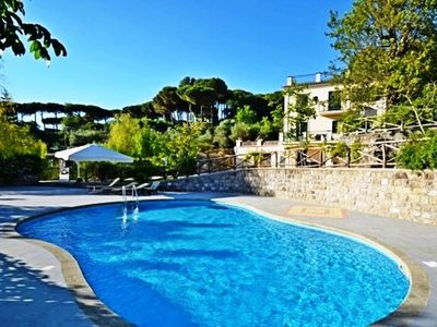Photo for 6BR Villa Vacation Rental in Massa Lubrense