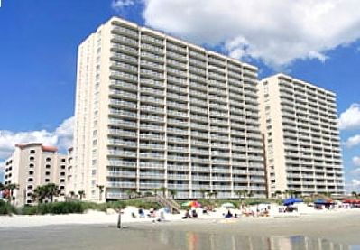 A beautiful and convenient oceanfront location