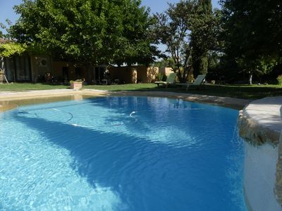 Photo for House / Villa - Ventabren with a very large garden 125m2