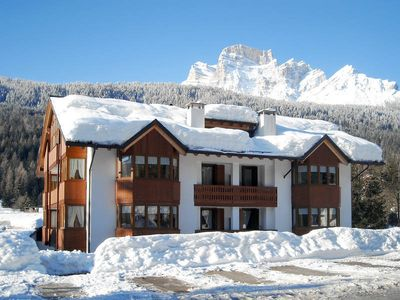 Photo for Apartment Residence Hermine II  in Borca di Cadore (BL), Eastern Dolomites - 6 persons, 2 bedrooms