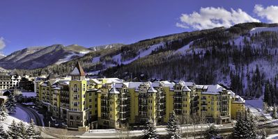 "Photo for Ritz Carlton Residences 3 Bedroom 4 Bath in Vail ""Ski in Ski out"""