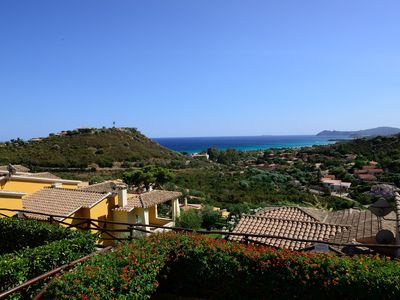 Photo for Three-room apartment with two bedrooms 1km from the sea with a view