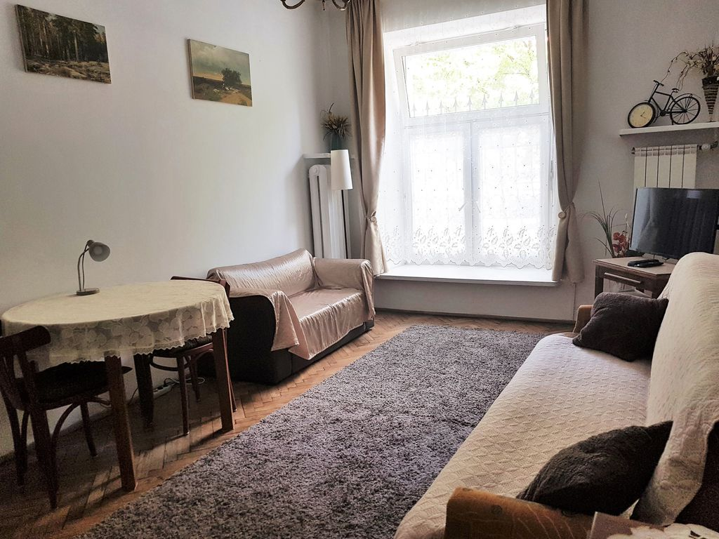 Comfortable apartment in a historic building on the Royal Route Photo 1