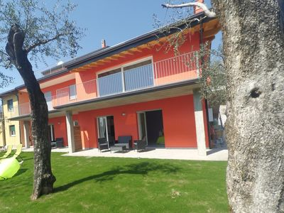 Photo for Holiday apartment Malcesine for 2 - 4 persons with 2 bedrooms - Holiday apartment in a villa