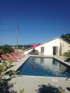 Photo for Restored Quercy House - Private Pool