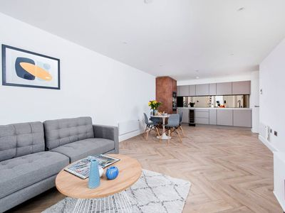 Photo for Unique and Inviting 1BR apartment
