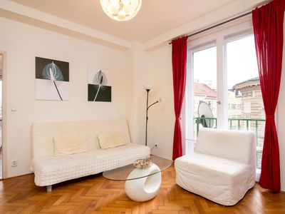 Photo for Stylish Central Retreat Klimentska 21 - Apartment for 8 people in Praha