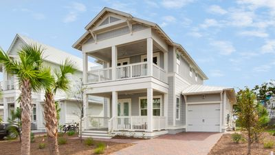 Photo for GOLF CART - STREET LEGAL! House at The HUB-30A - Prominence, With Lagoon Pool