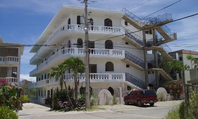 Photo for Guest Friendly One Bedroom With Air, Pool, Restaurant, Wifi,10 Min Walk To Beach