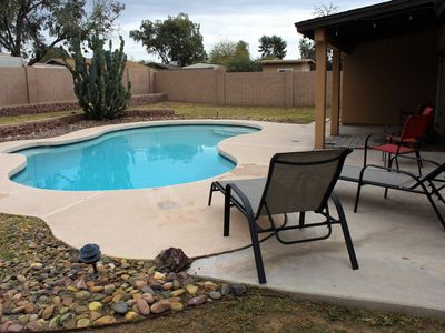 Photo for Updated North Phoenix House w/ Private Pool