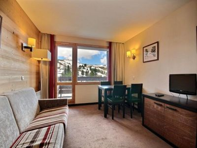 Photo for Apartment Belle Plagne, 1 bedroom, 4 persons