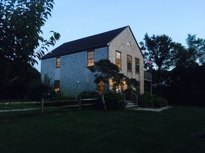 Photo for Amazing Nantucket Family Home, Just Renovated with Hot Tub, and Close to Beach!