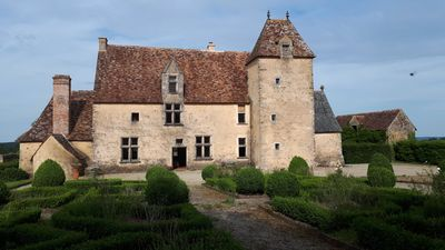 Photo for 16th century mansion in lush greenery and calm