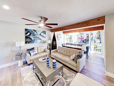 Stylish Hideaway w/ Chic Kitchen & Private Patio - Located at World of Tennis