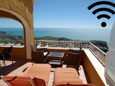 Photo for 2BR Apartment Vacation Rental in Benitachell
