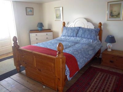 Photo for Cosy Peak District Village Apartment - Sleeps 4 - Pets Welcome - Woodburner