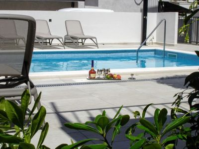 Photo for Holiday apartment Vodice for 4 persons with 2 bedrooms - Luxury holiday home