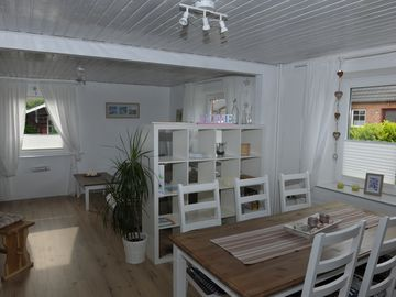 Nice holiday house near the Baltic Sea