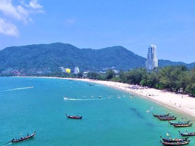 Photo for Tambon Patong Apartment 1 Bed Seaview