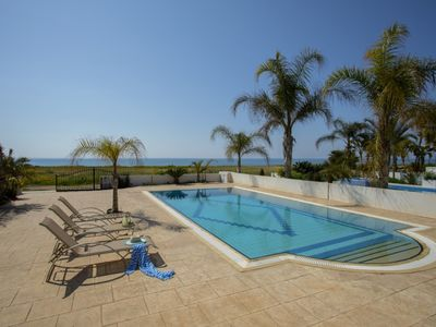 Photo for Sunrise 11 - Seafront 3 Bedroom Villa