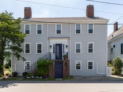 Photo for NEW LISTING! Dog-friendly apartment in a prime location - walk to town beaches!
